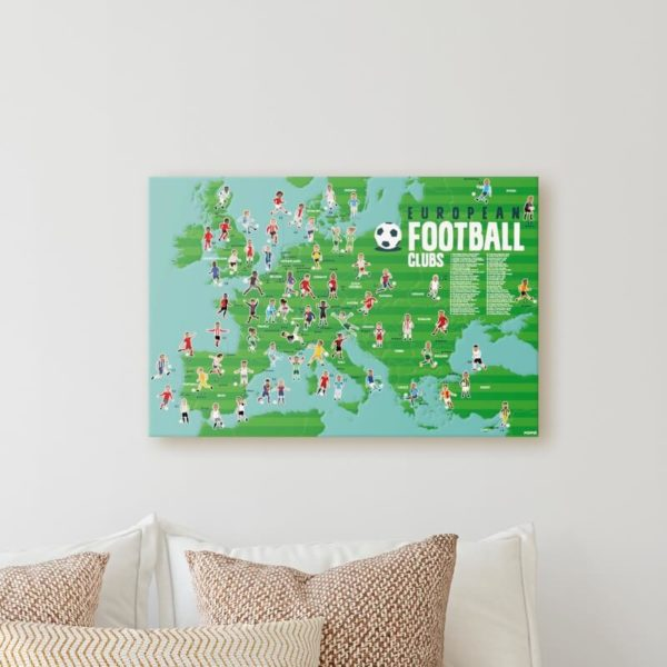 poster football