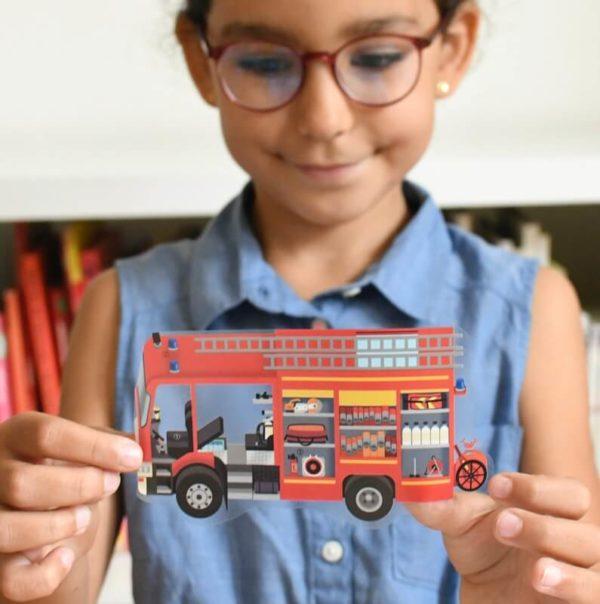 poster pompier