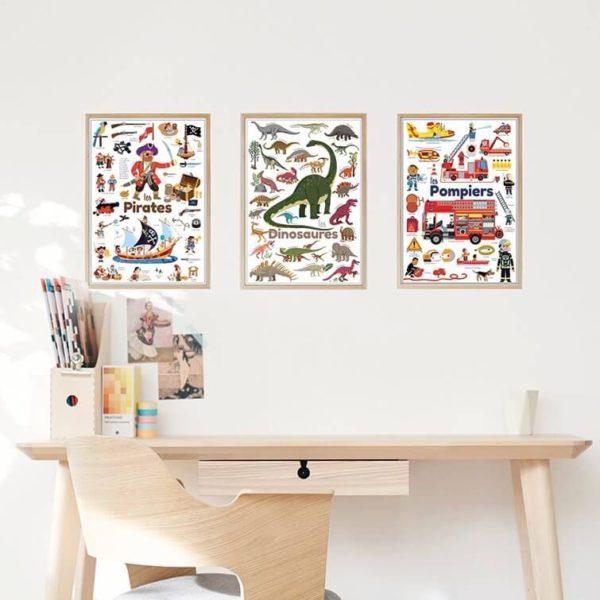 poster decoratif enfant