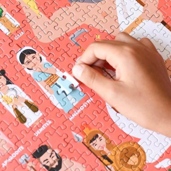 puzzle éducatif 1000 pieces